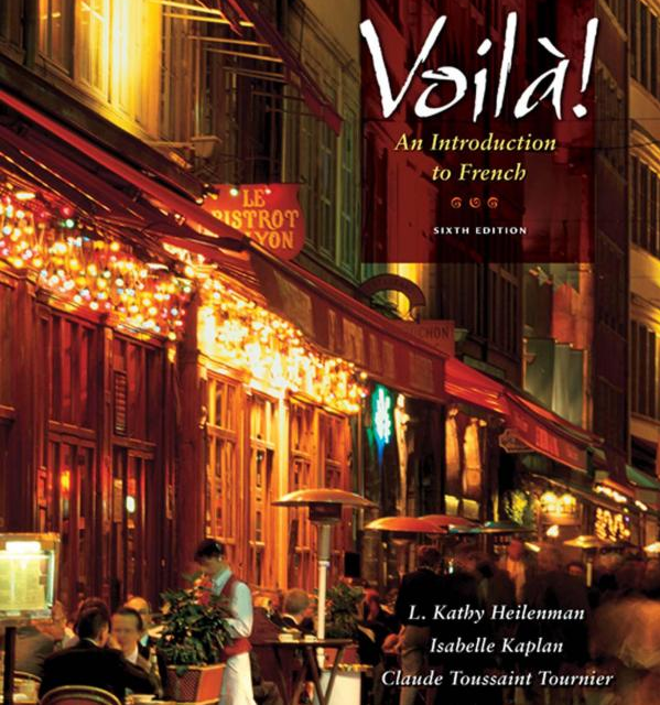 Voilà! An Introduction to French