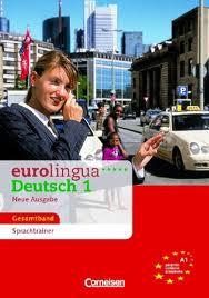 Eurolingua 1 - Einheit 8