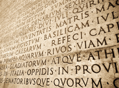 A2 Latin words list - Ovid and Caesar