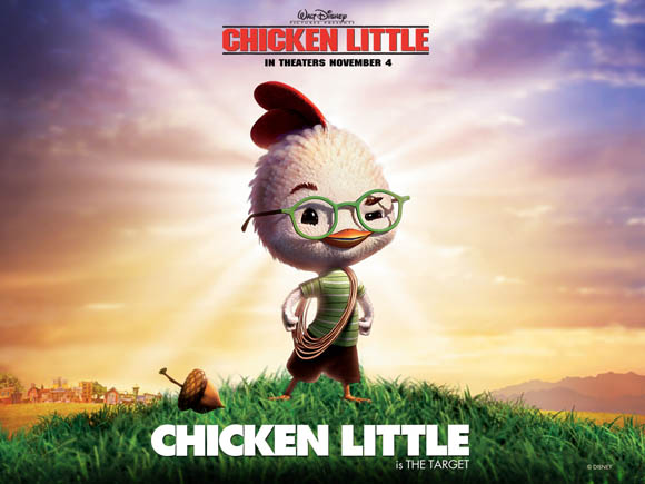Chinese Chicken Little