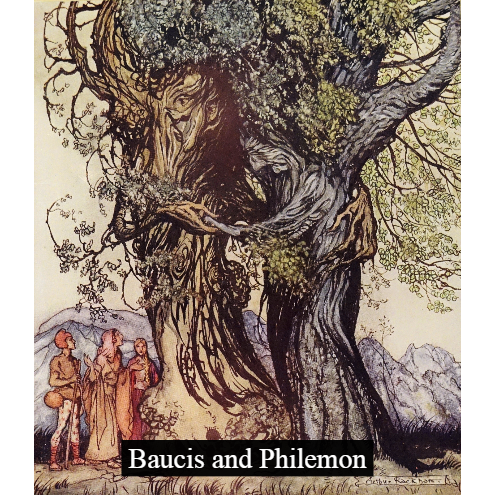 A Fun And Easy Way To Remember Baucis And Philemon In