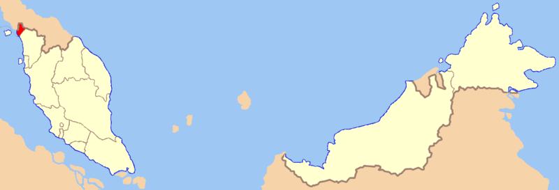 Level 1 Locations Malaysian States Memrise