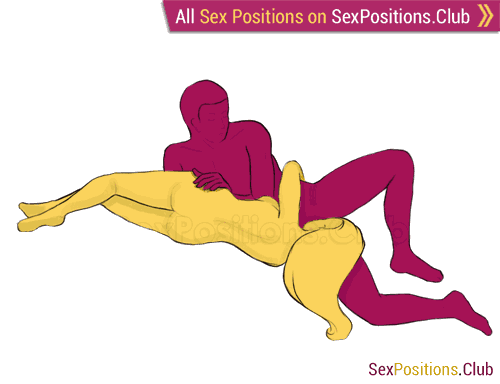 Position for oral sex