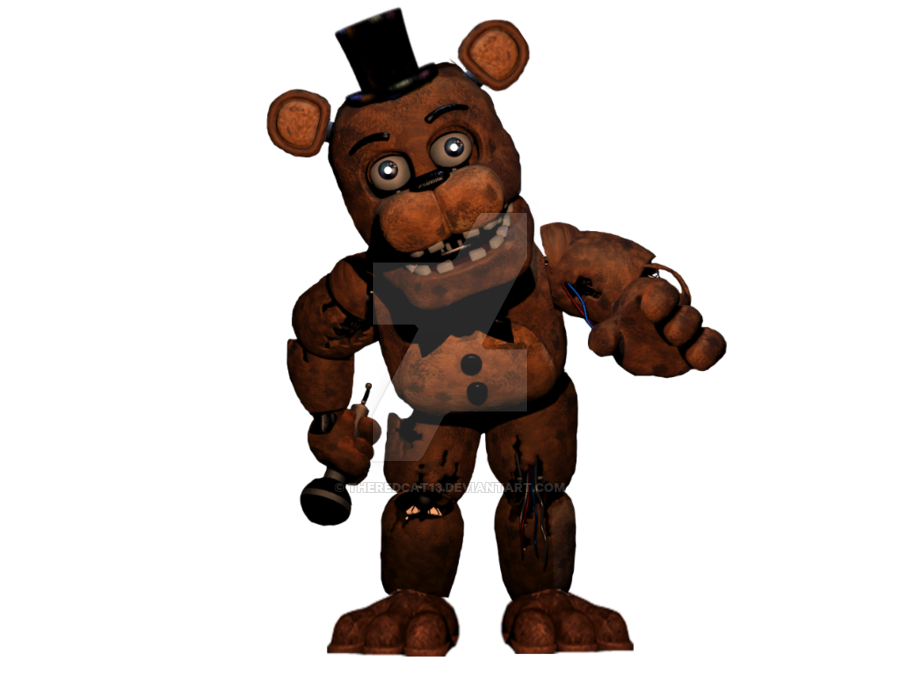 Old Freddy Toys : Level all five nights at freddy memrise