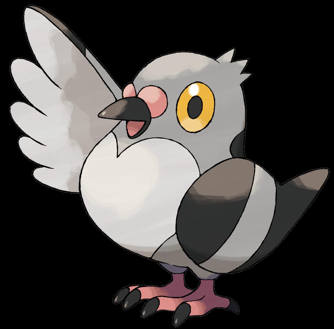 Starly Pokédex: stats, moves, evolution & locations ...
