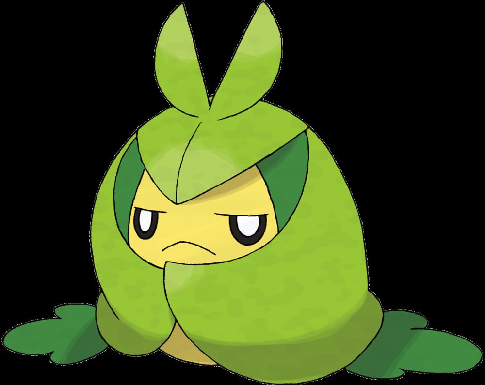 Pok  233 mon Generation VSewaddle Pokemon Evolution
