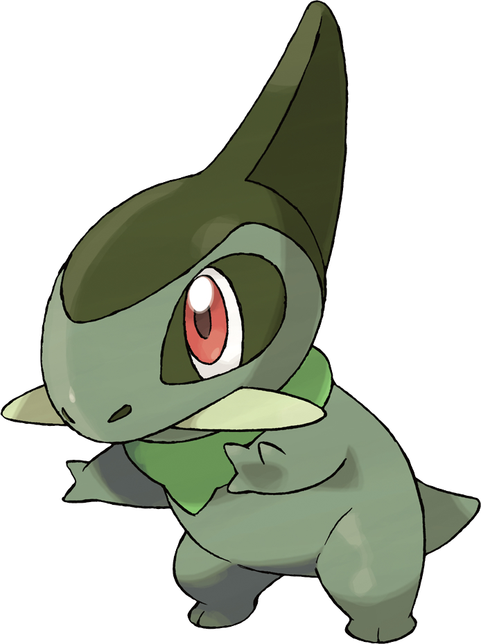 Pokemon Fraxure Evolution Images | Pokemon Images